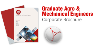 Graduate Agro & Mechanical Engineers Corporate Brochure Download